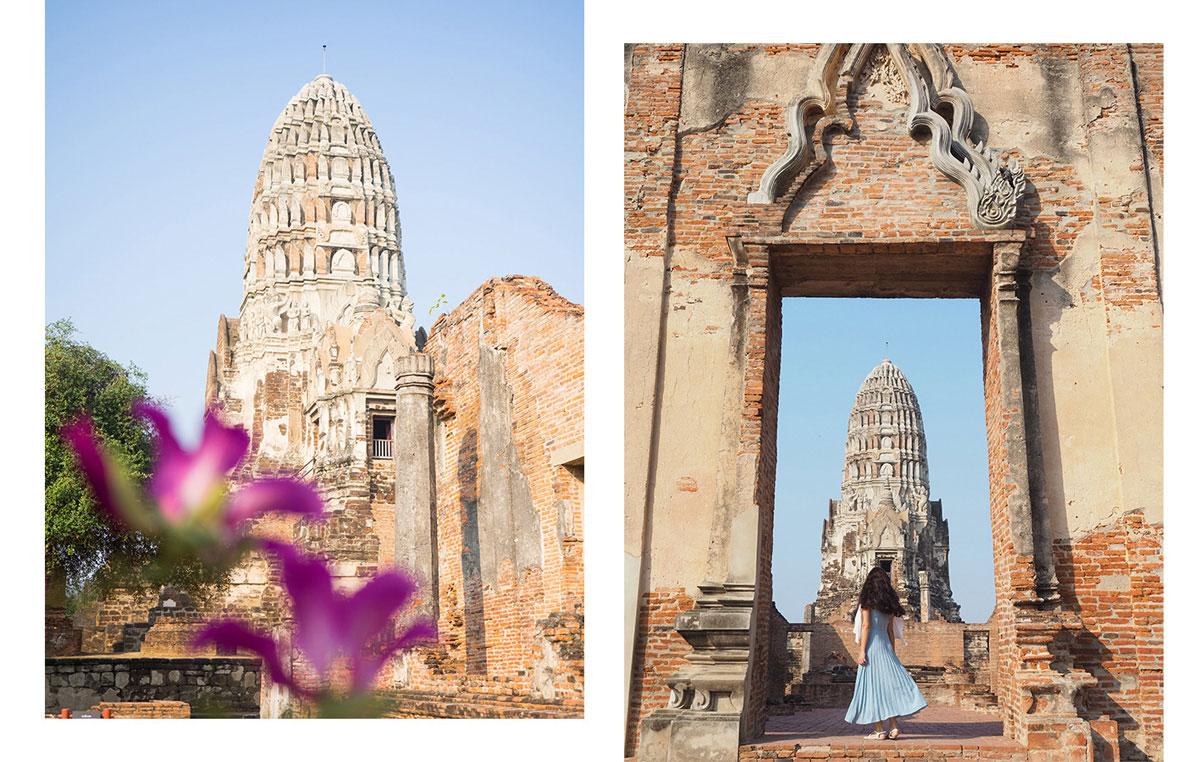 wat mahathat ayutthaya thailand 1 - 9 Orte die man in Ayutthaya, Thailand unbedingt gesehen haben muss