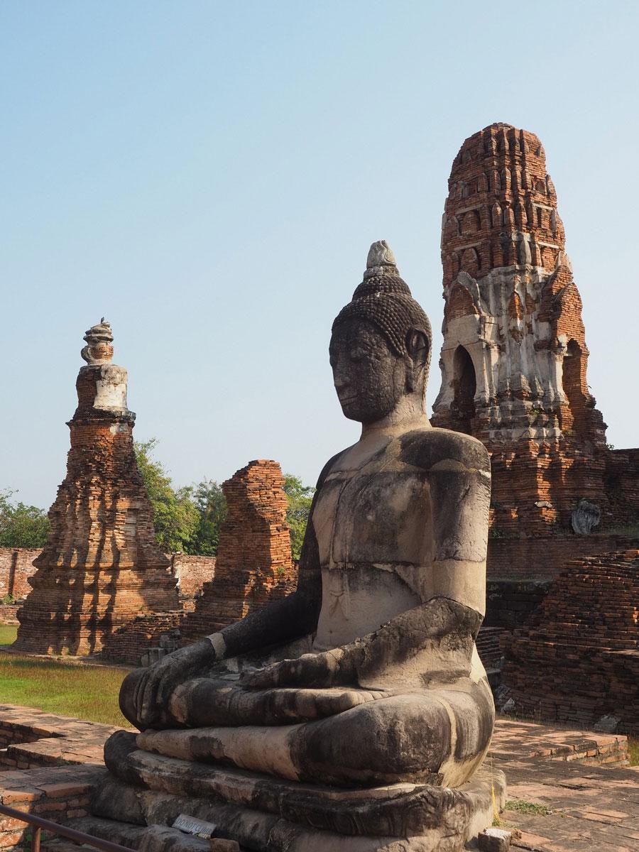 wat ratburana ayutthaya thailand 3 - 9 Orte die man in Ayutthaya, Thailand unbedingt gesehen haben muss