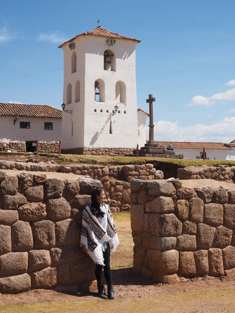 heiliges tal chinchero 2 - Sehenswürdigkeiten & Reisetipps für das heilige Tal der Inka in Peru
