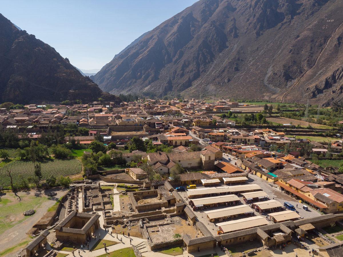 ollantaytambo 6 - Sehenswürdigkeiten & Reisetipps für das heilige Tal der Inka in Peru