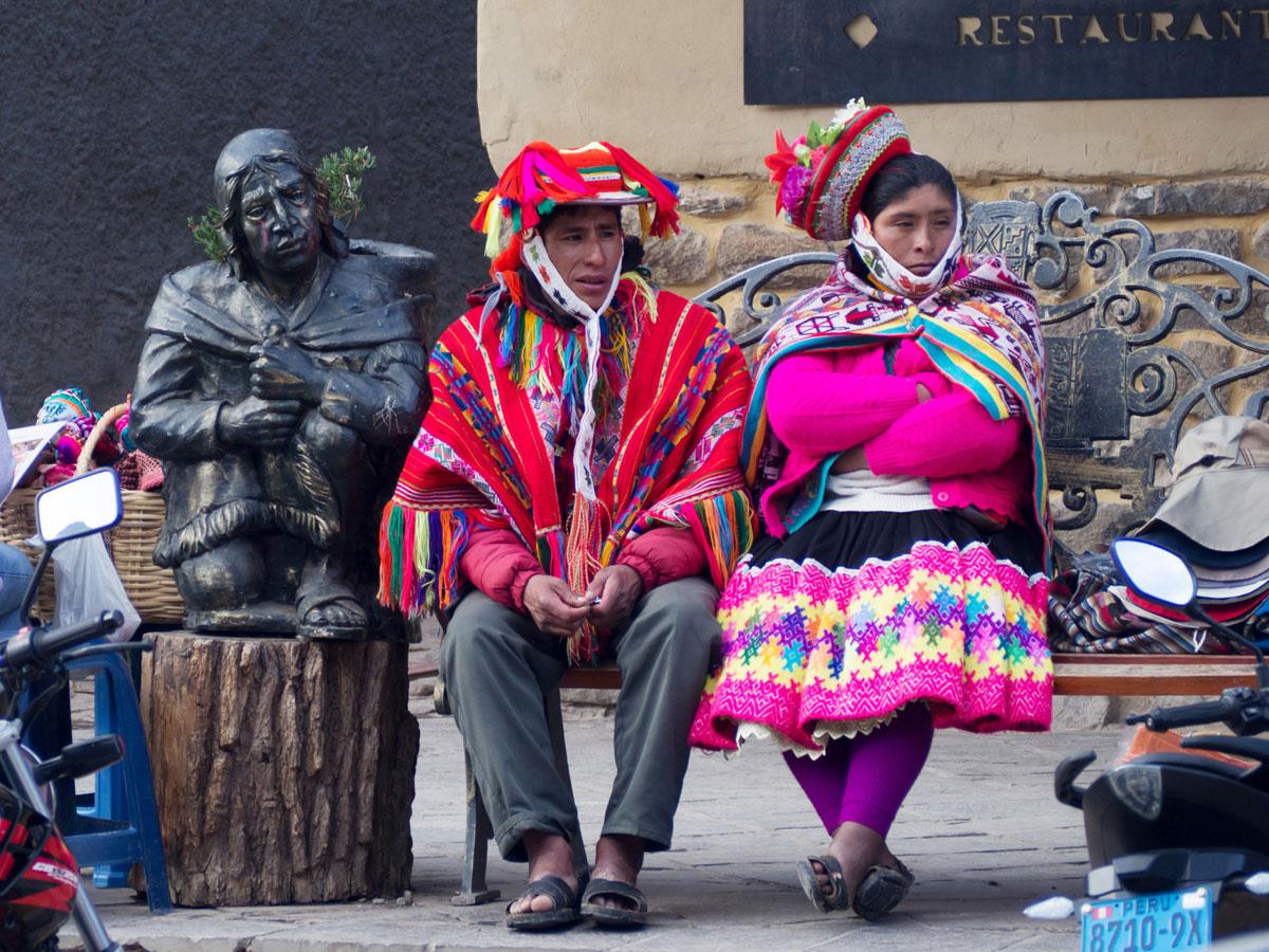 peruanisches leben 1 - Sehenswürdigkeiten & Reisetipps für das heilige Tal der Inka in Peru