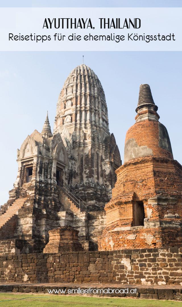 pinterest ayutthaya - 9 Orte die man in Ayutthaya, Thailand unbedingt gesehen haben muss