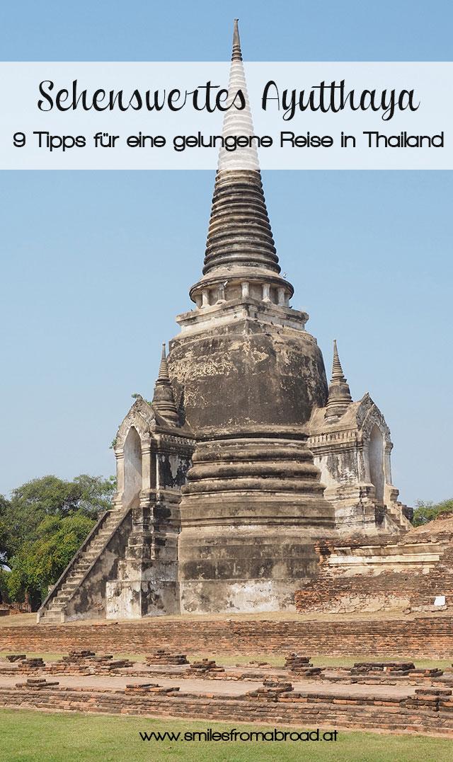 pinterest ayutthaya3 - 9 Orte die man in Ayutthaya, Thailand unbedingt gesehen haben muss