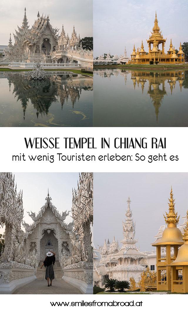 pinterest chiangrai3 - Reiseguide Chiang Rai - weißer Tempel, blauer Tempel und Big Buddha