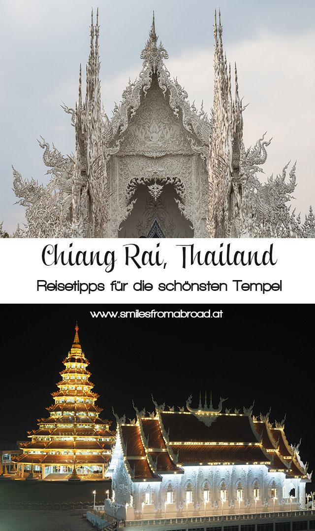 pinterest chiangrai4 - Reiseguide Chiang Rai - weißer Tempel, blauer Tempel und Big Buddha