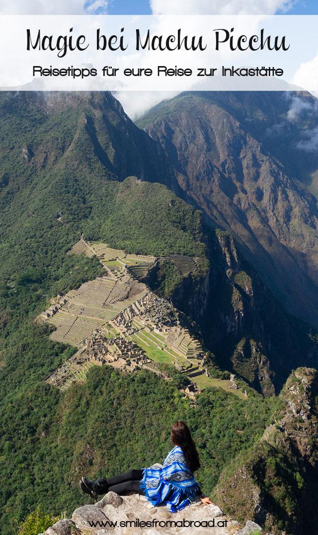 pinterest machupicchu2 - Machu Picchu auf eigene Faust bereisen & wandern auf Huayna Picchu