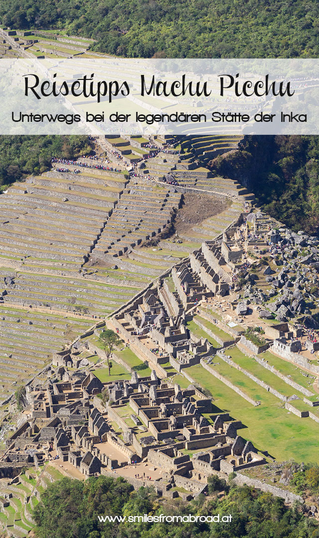 pinterest machupicchu4 - Machu Picchu auf eigene Faust bereisen & wandern auf Huayna Picchu