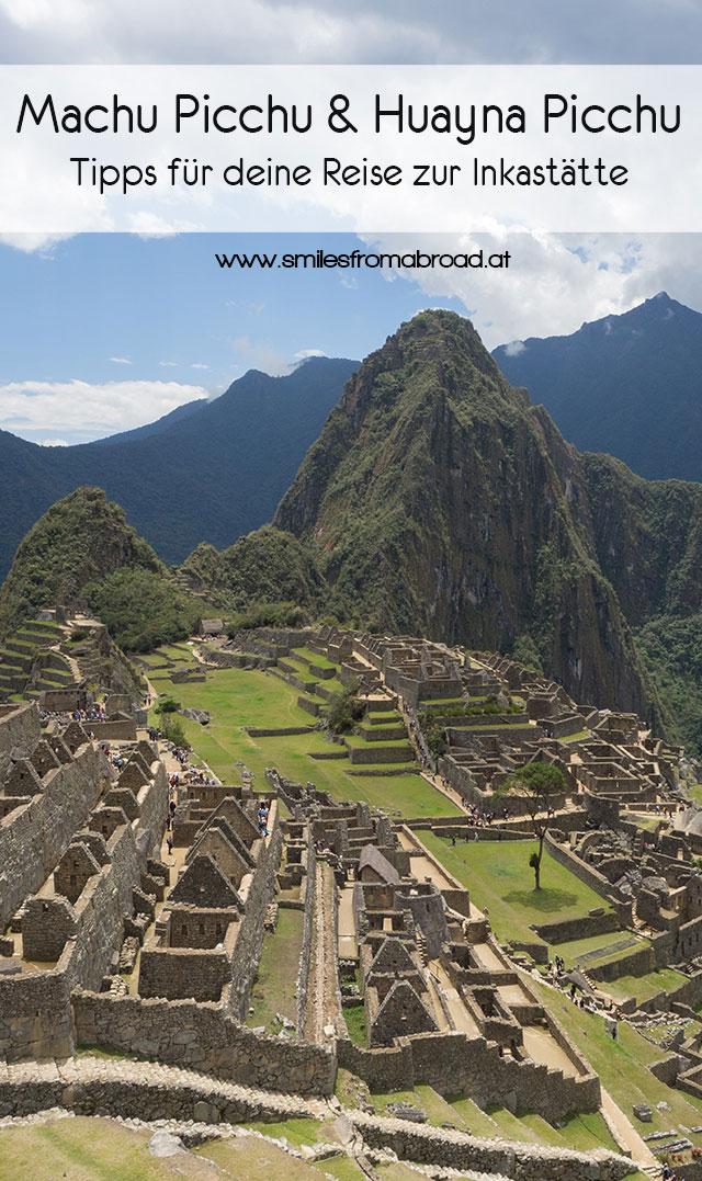 pinterest machupicchu5 - Machu Picchu auf eigene Faust bereisen & wandern auf Huayna Picchu