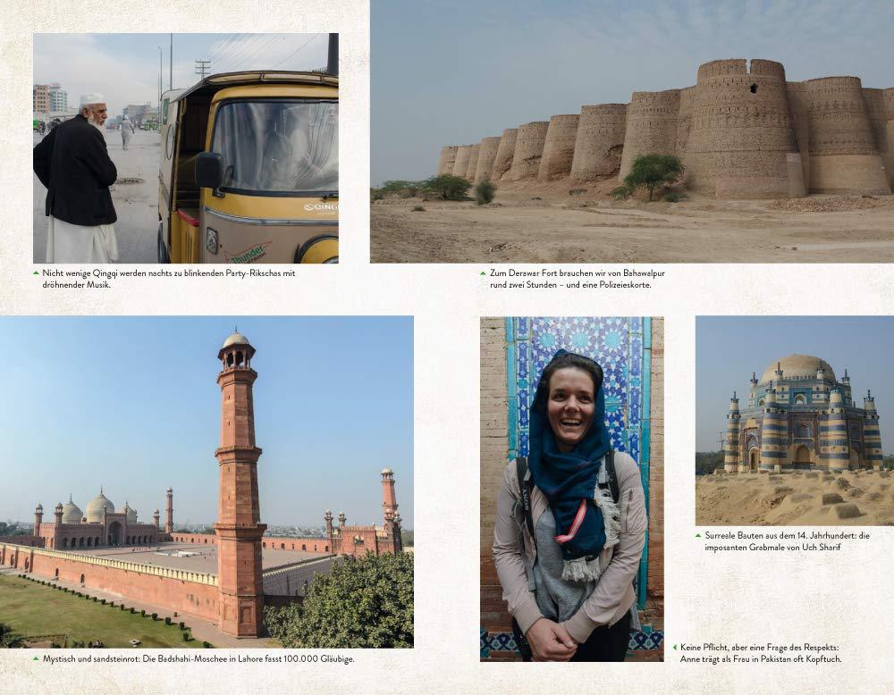 pakistan reise - Pakistan bereisen - Ein ungewöhnliches Reiseland stellt sich vor - Buchempfehlung