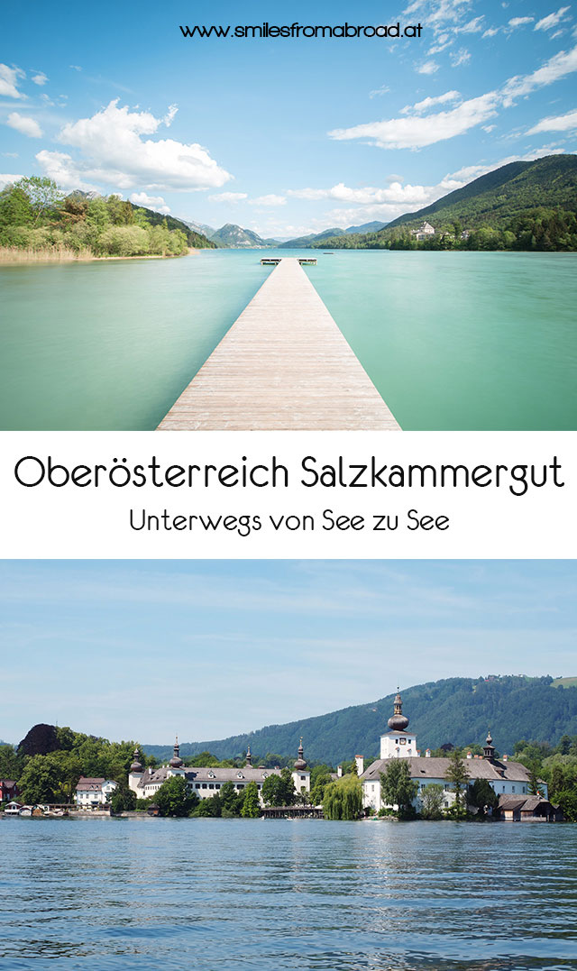 pinterest salzkammergut reisetipps7 - Von See zu See unterwegs im Salzkammergut in Oberösterreich & Salzburg