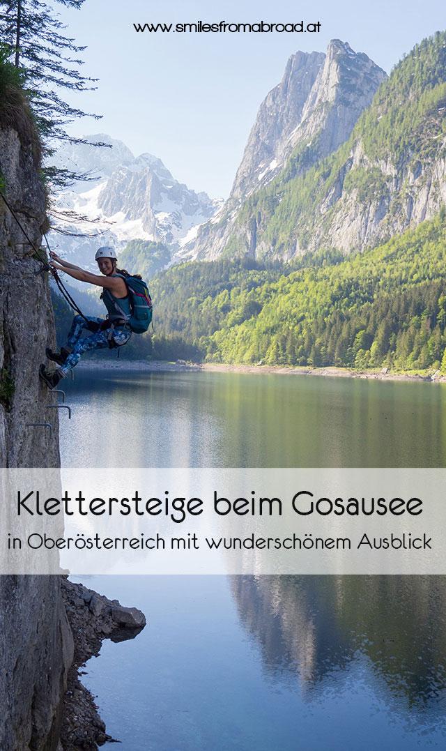 Gosausee Klettersteig Pinterest