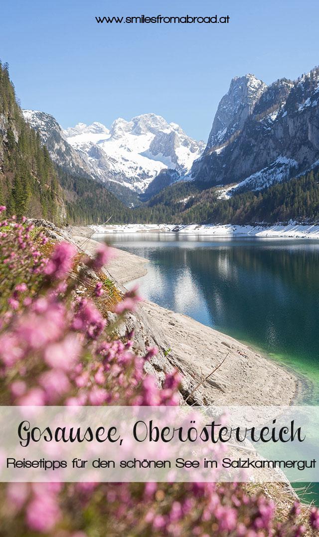 Gosausee Reisetipps Pinterest