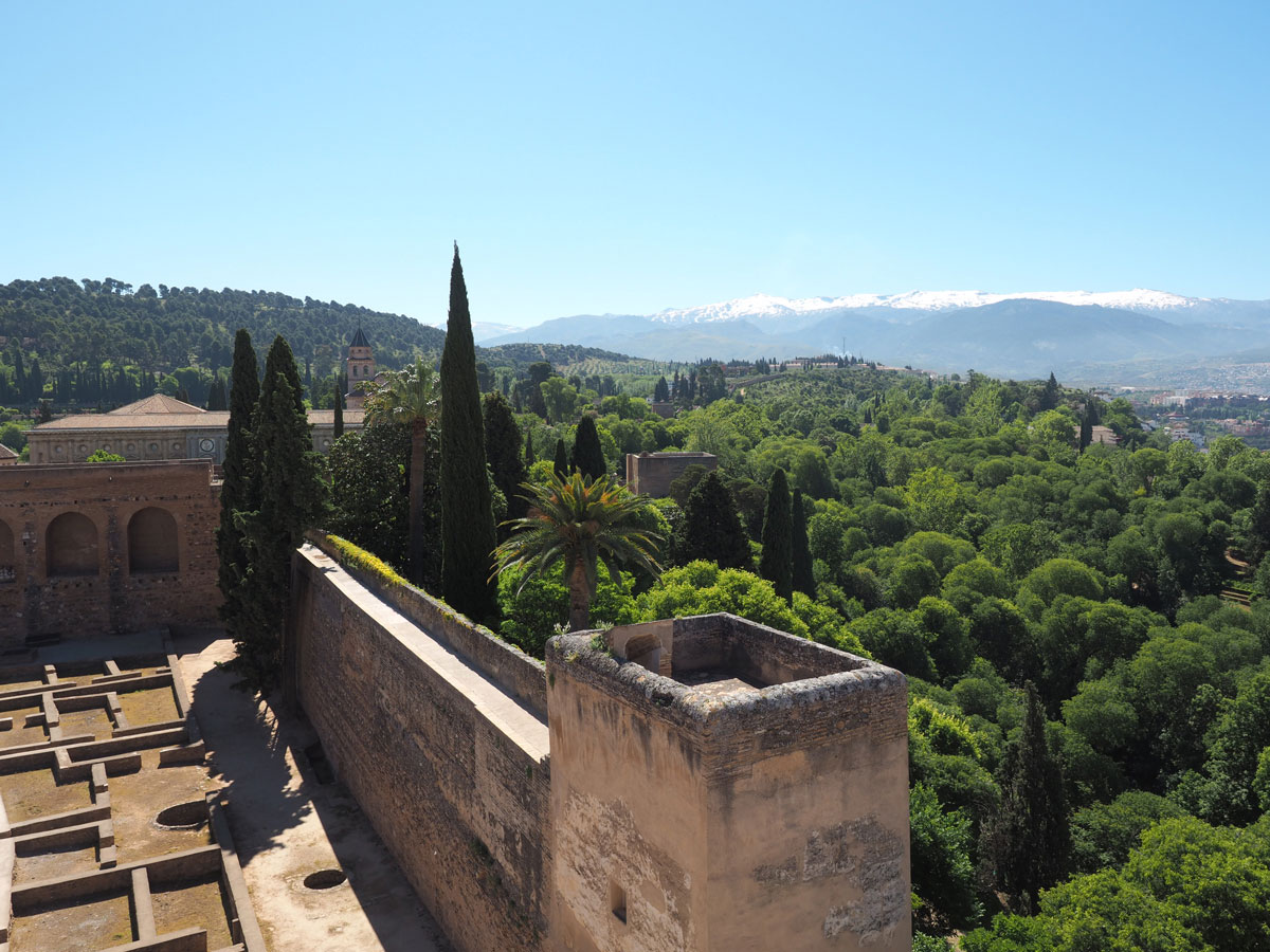 Alhambra Sierra Nevada