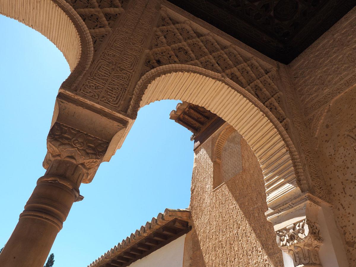 """Generalife Alhambra Granada Andalusien"""""""