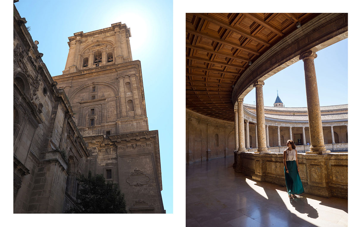 Granada Sehenswertes