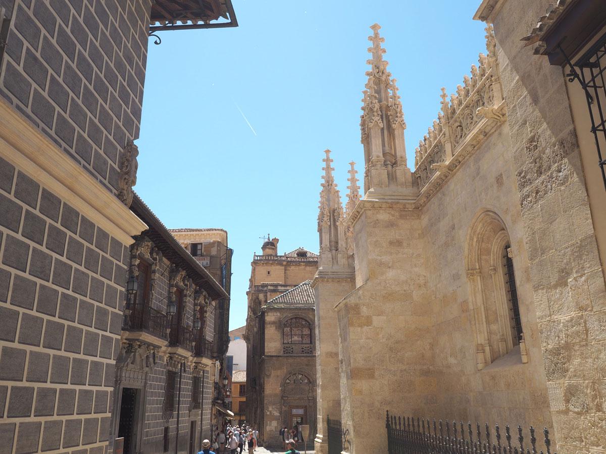 Kapelle Granada