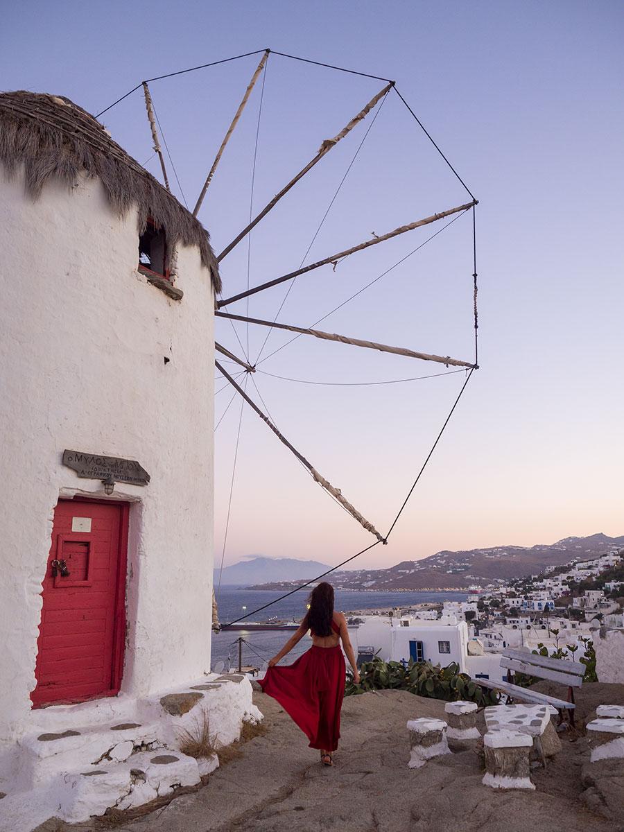 Boni Windmill Mykonos