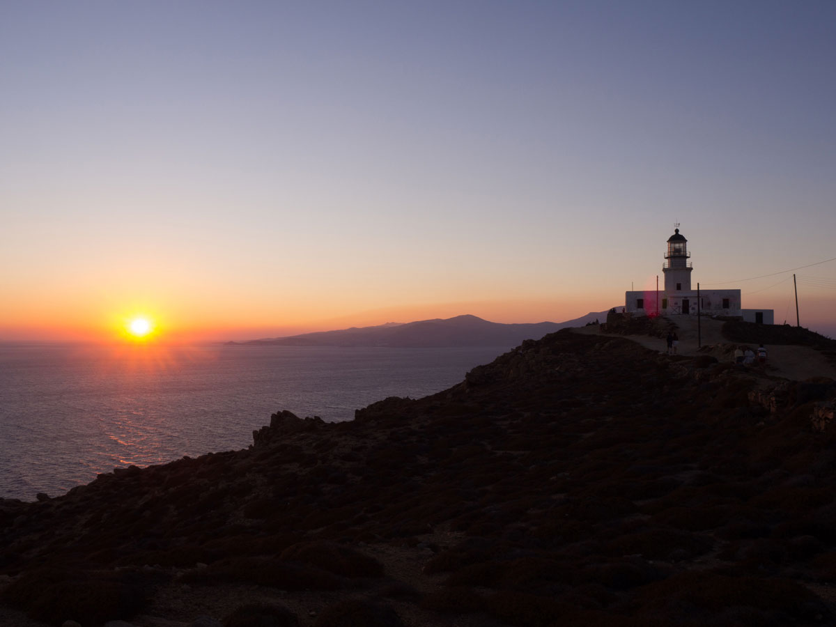 Mykonos Leuchtturm