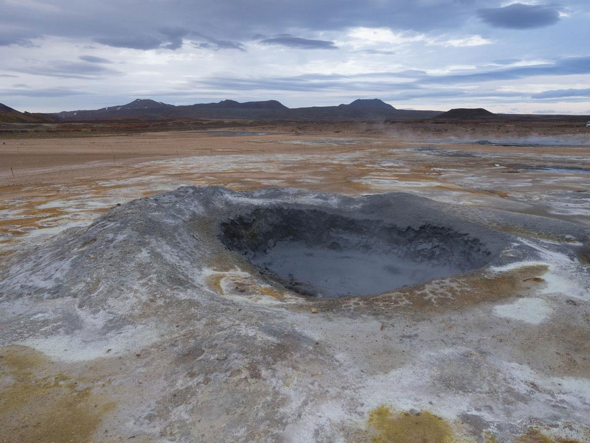 """""""myvatn Geothermale Quellen"""