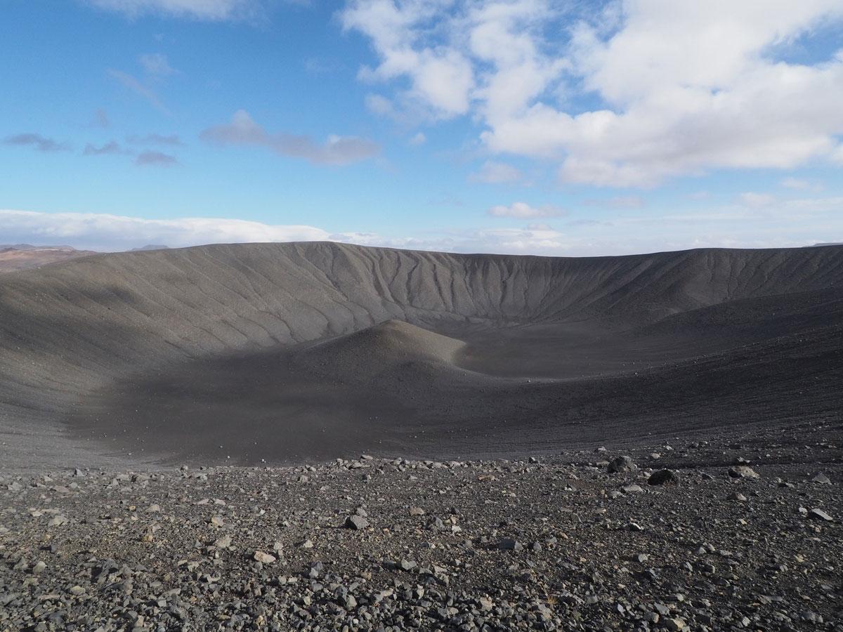 """""""myvatn Vulkan Hverfjall Island"""
