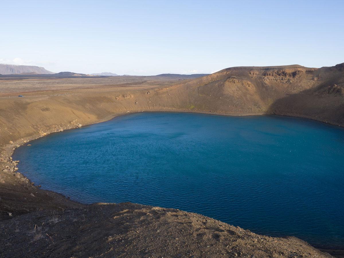 """""""myvatn Vulkan Viti Island"""