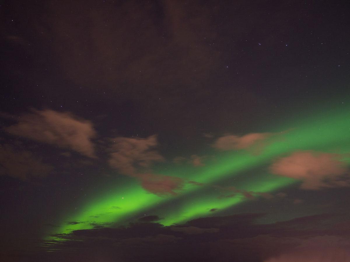 Island Corona Quarantaene Nordlichter