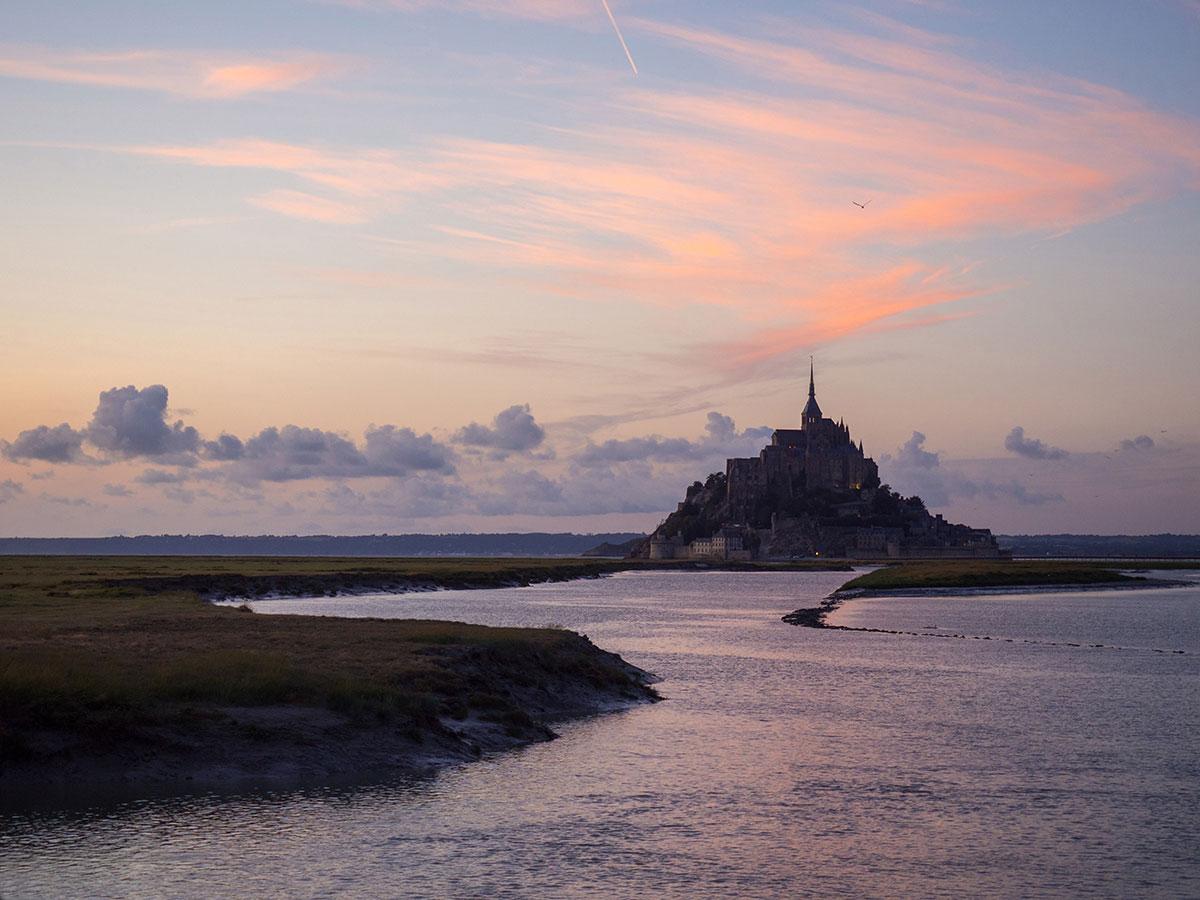 """Mont Saint Michel Frankreich ("""")"""