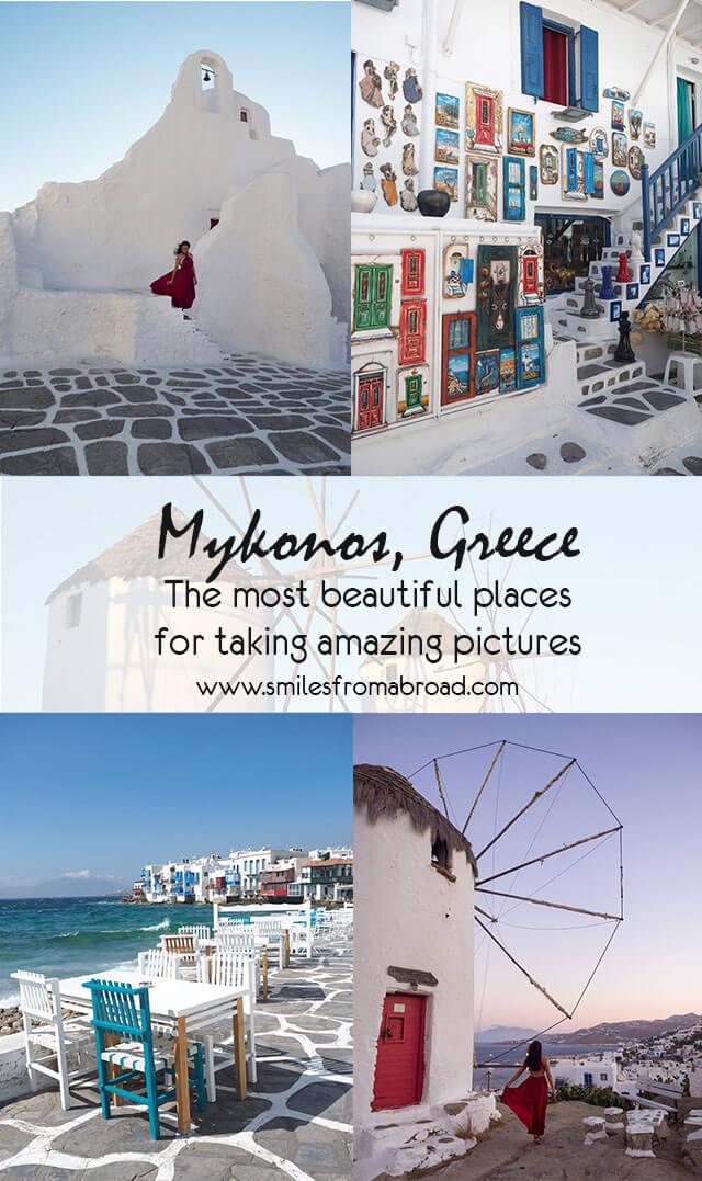 Mykonos Pinterest Englisch