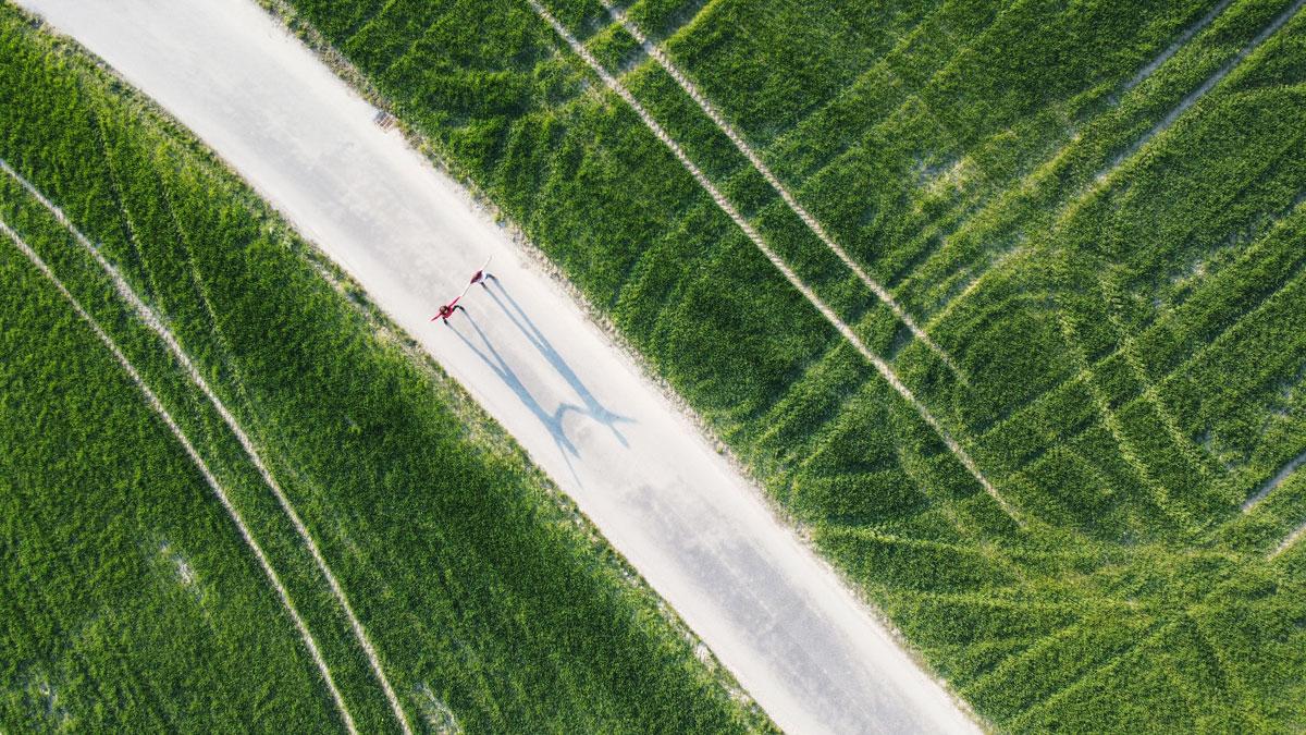 Nettingsdorf Drohne