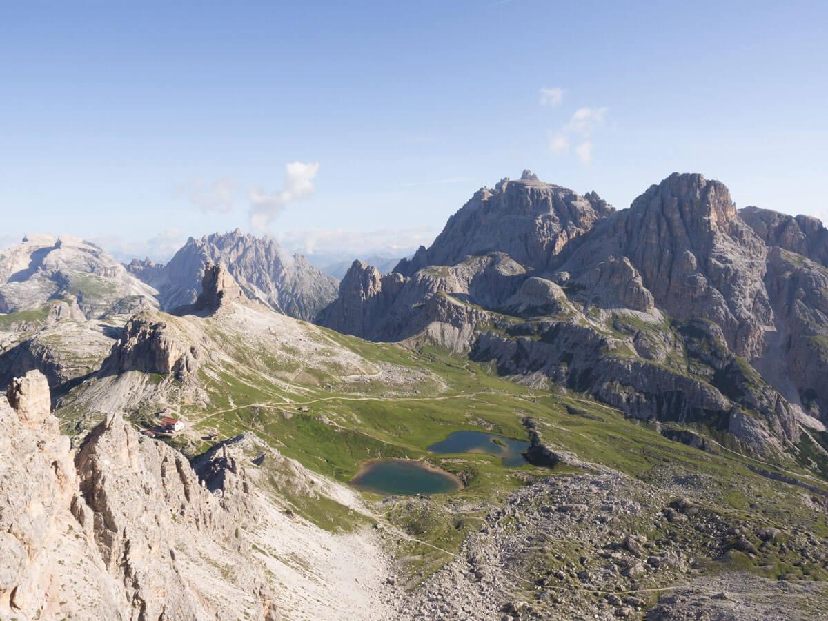 """Klettersteig Paternkofel Luca De Innerkofler Dolomiten ("""")"""