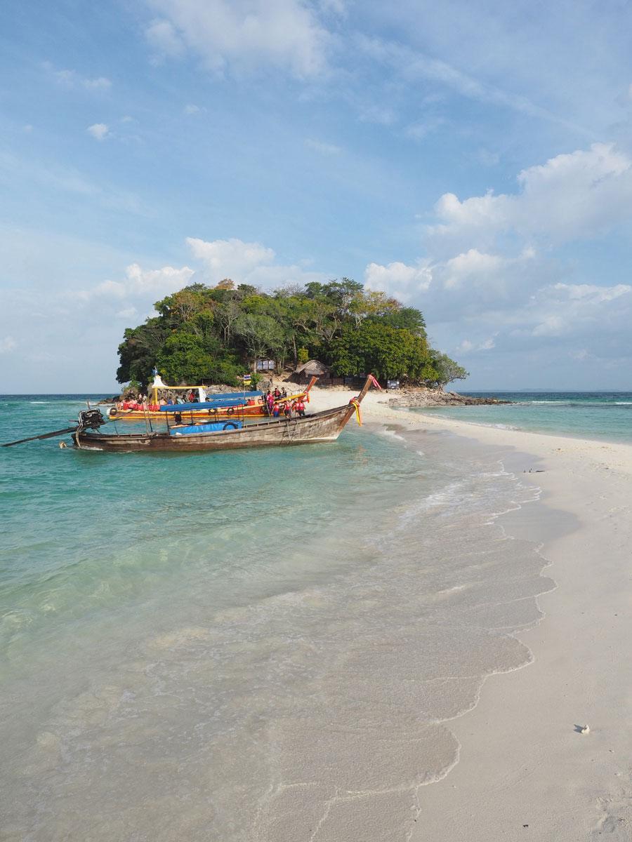 "Krabi Inselhopping Tub Island ("")"