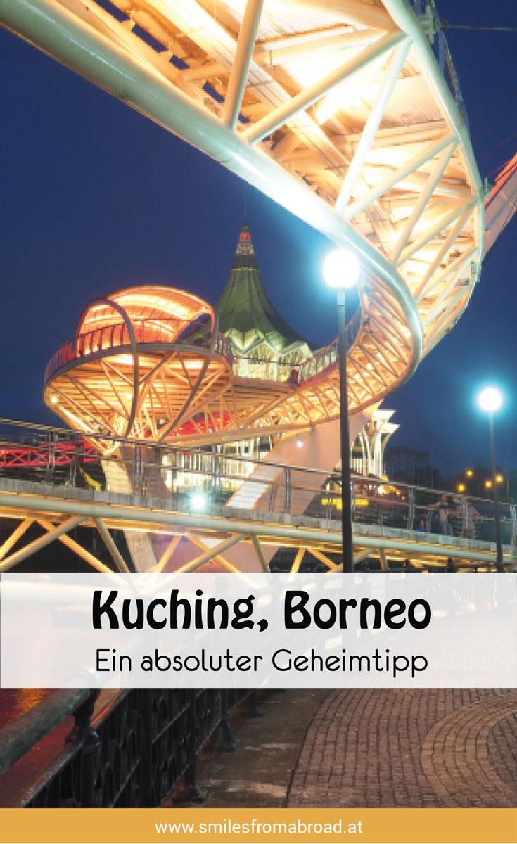 "Kuching Borneo Sehenswertes"""