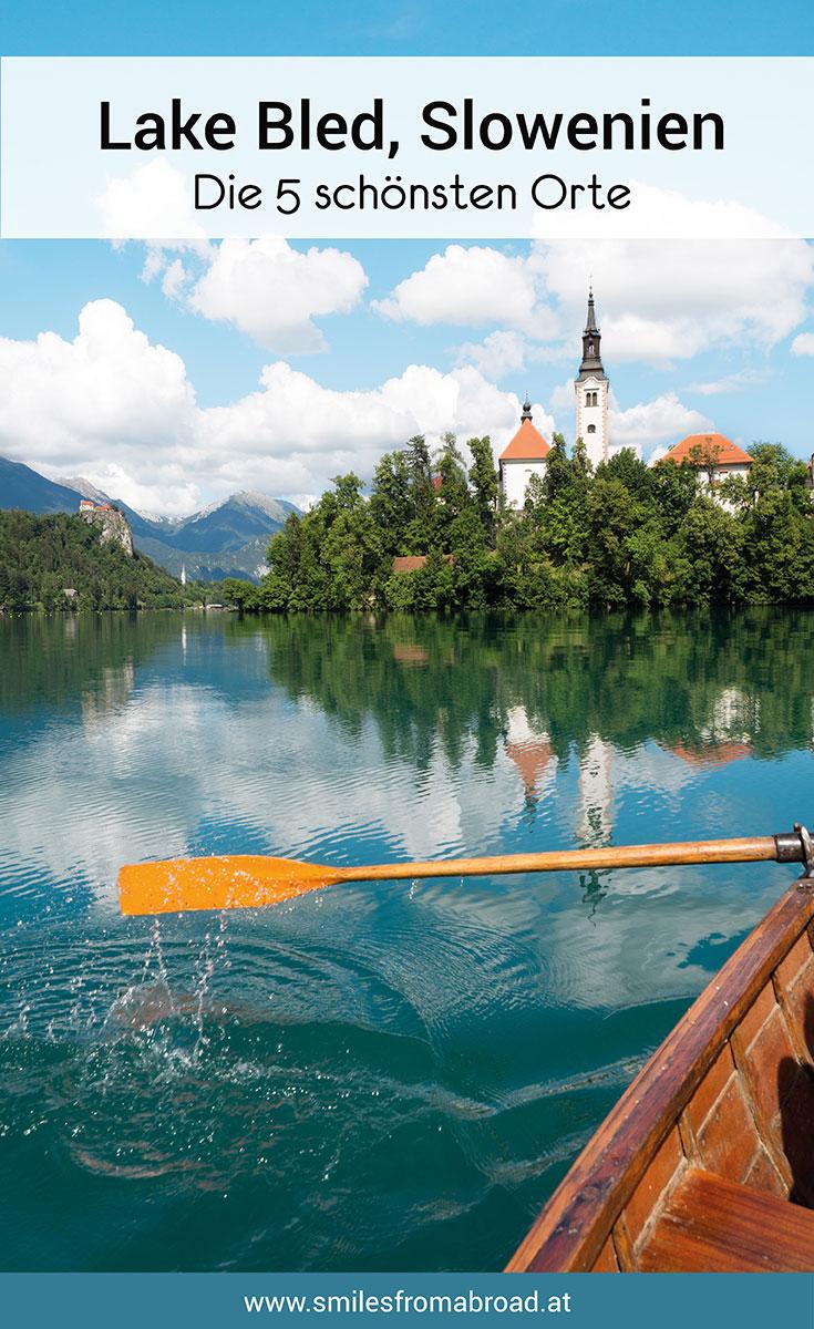 Lake Bled Slowenien Roadtrip Highlights