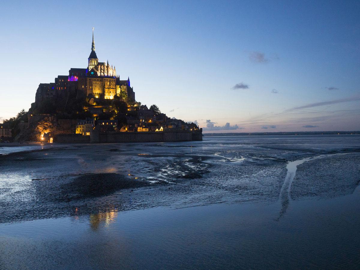 Reiseguide und Reisetipps für Mont Saint Michel in Frankreich