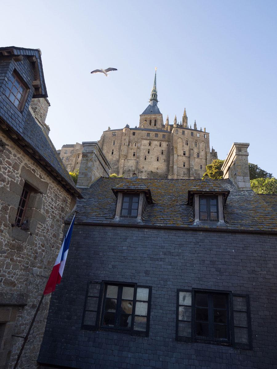 """Mont Saint Michel Normandie Rankreich ("""")"""