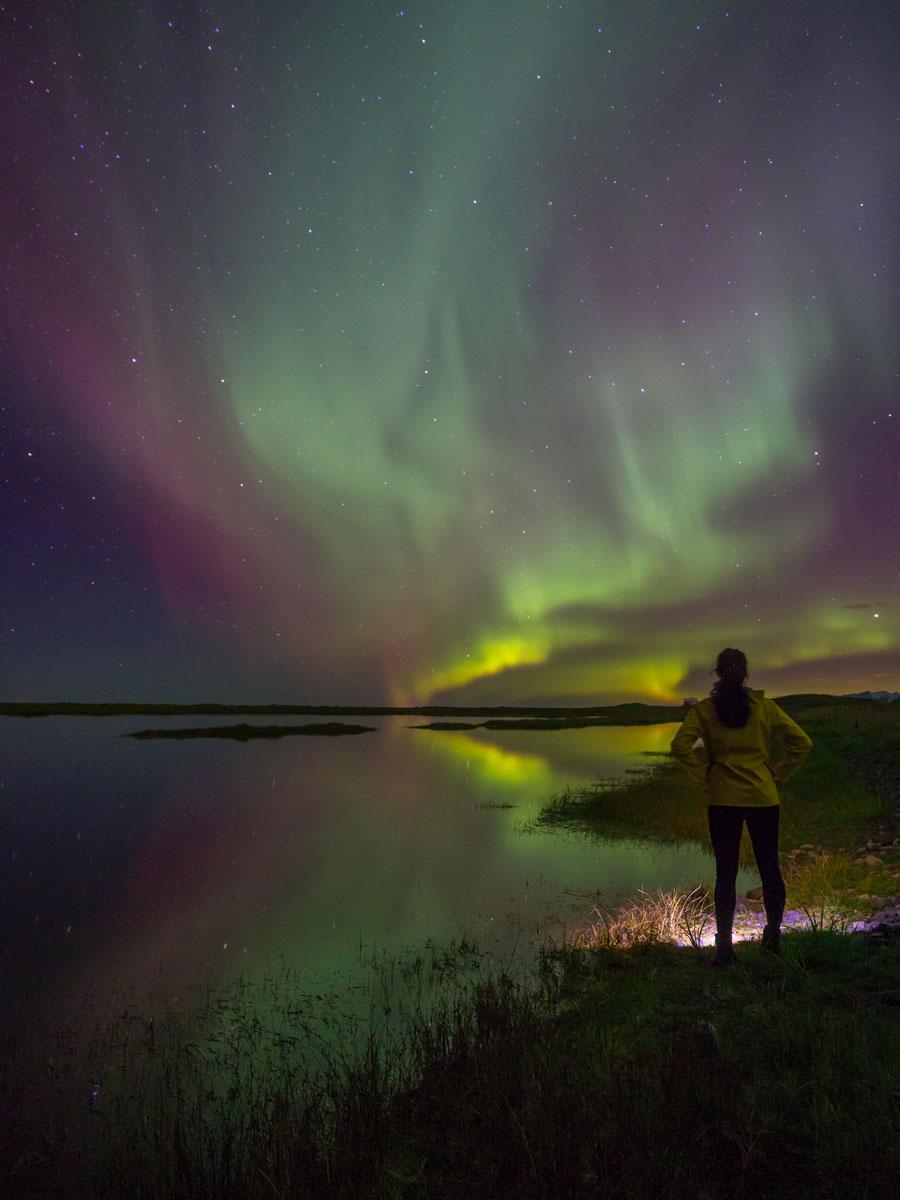 """Nordlichter Island Fotografieren Tipps """""""