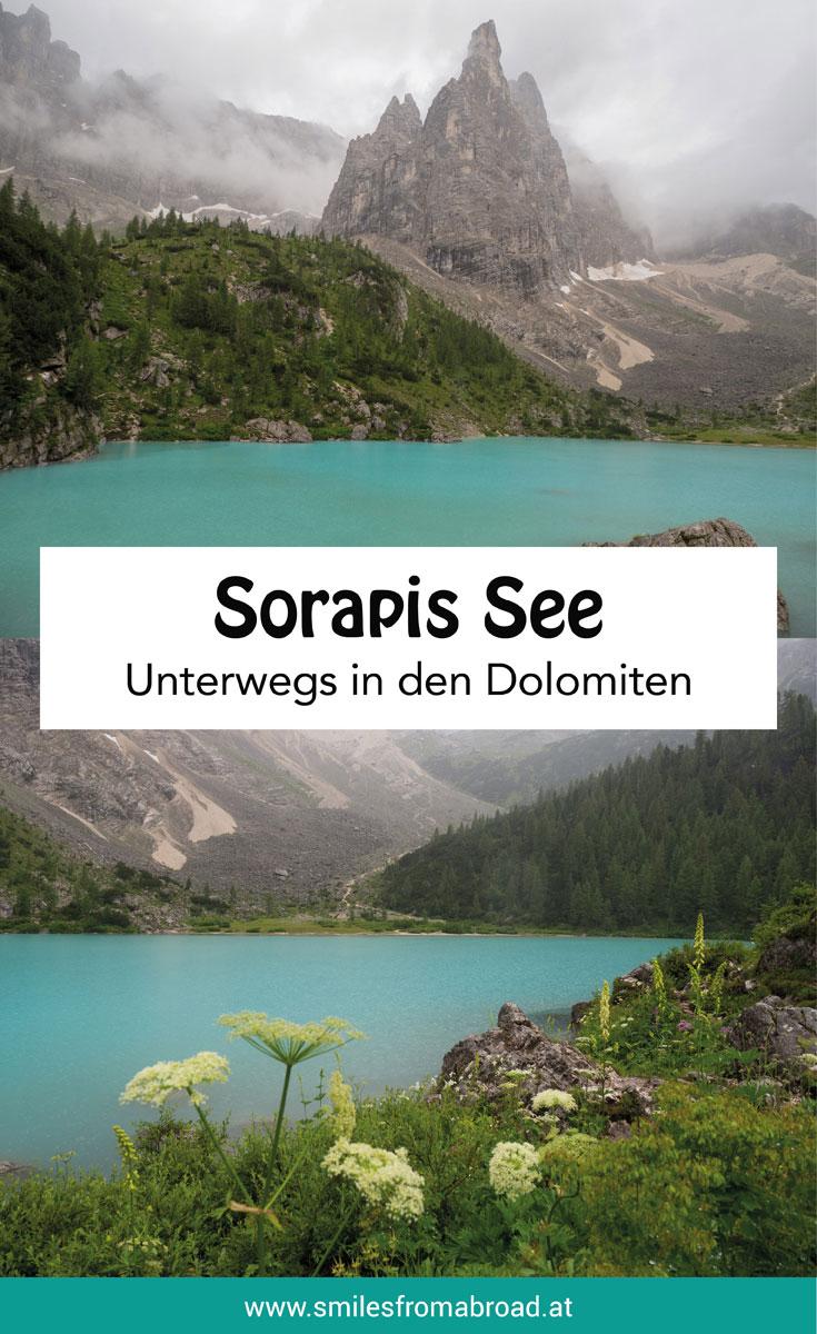 """Sorapis See Dolomiten Italien Tipps"""""""