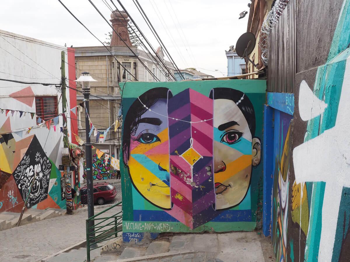 "Santiago De Chile Ausflug Valparaiso Tipps """