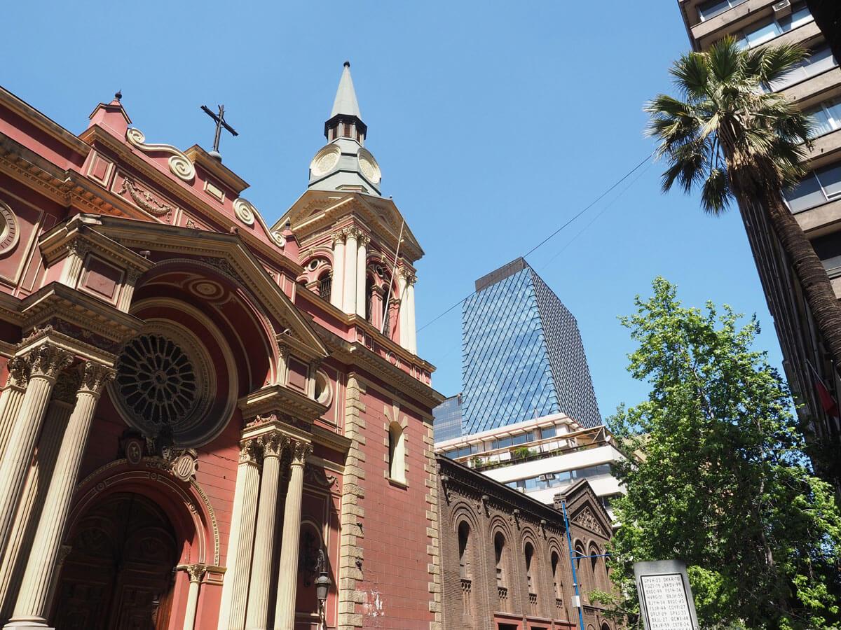 """Santiago De Chile Sehenswertes Plaza De Armas """""""