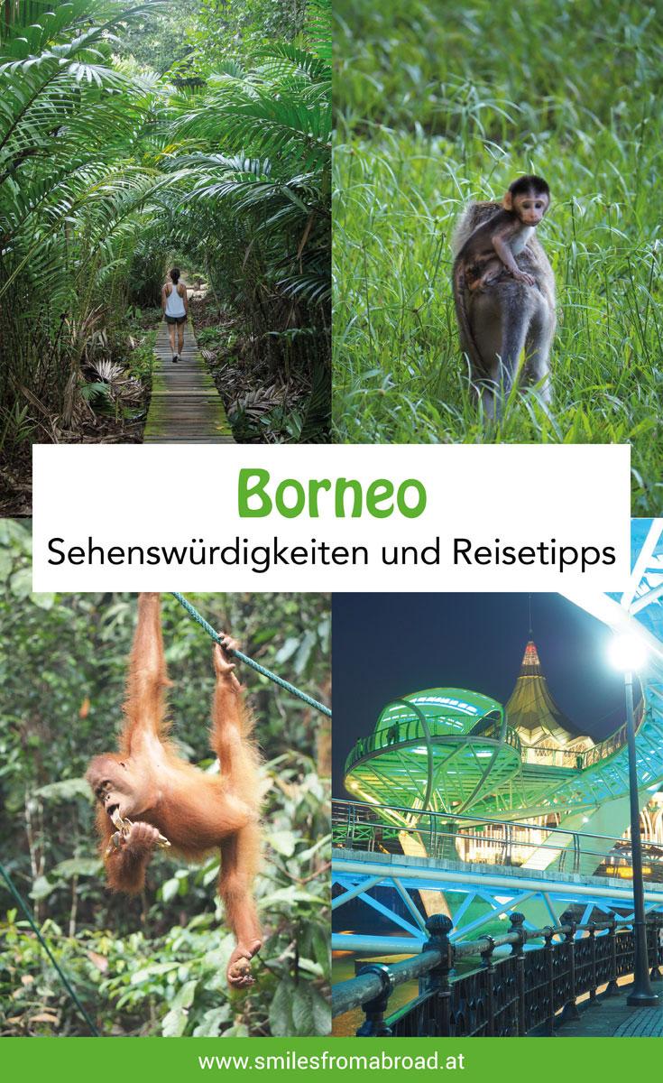 Borneo Sehenswertes
