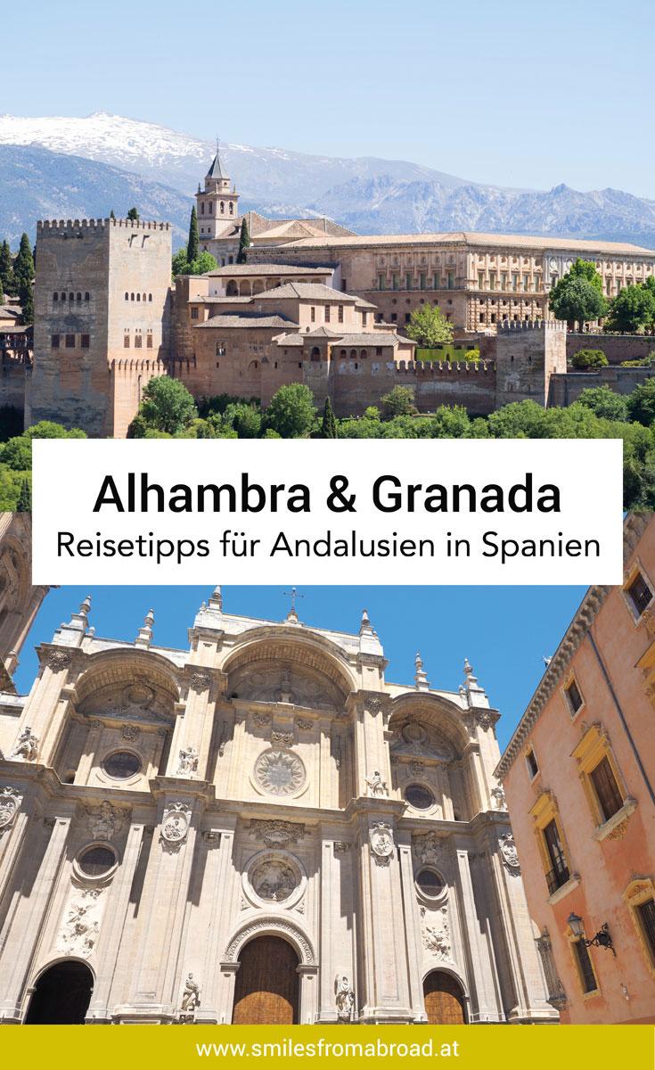 "Granada Alhamba Sehenswertes"""
