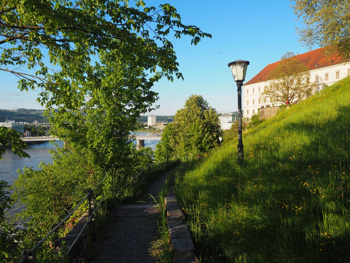 """Linz Schloss """""""