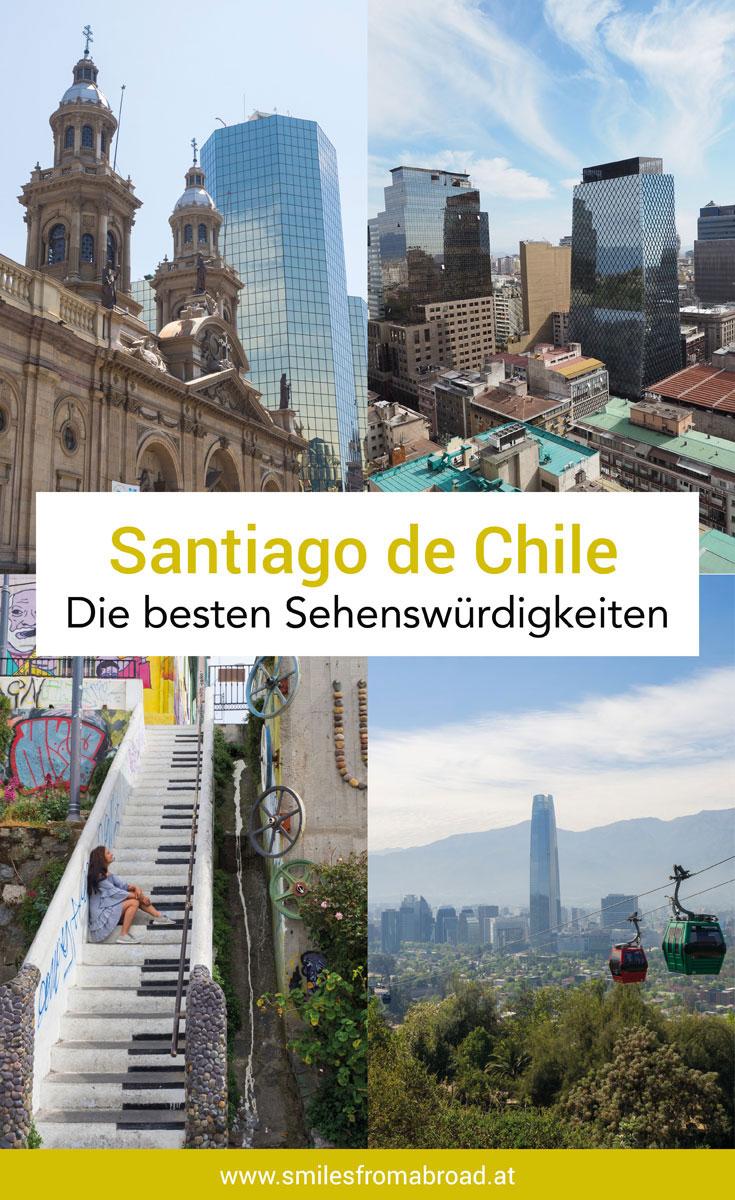 Santiago Sehenswuerdigkeiten