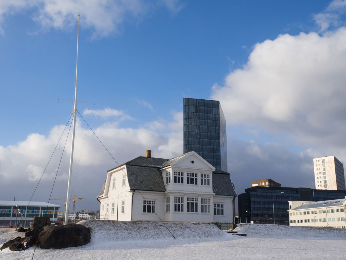 "Sehenswuerdigkeiten Reykjavik Island """