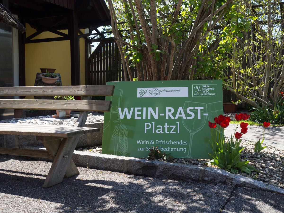 """Suedoststeiermark Wandern Weingarten Resort Runde Unterlamm """""""