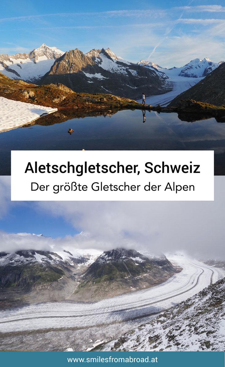 Aletschgletscher Sehenswertes