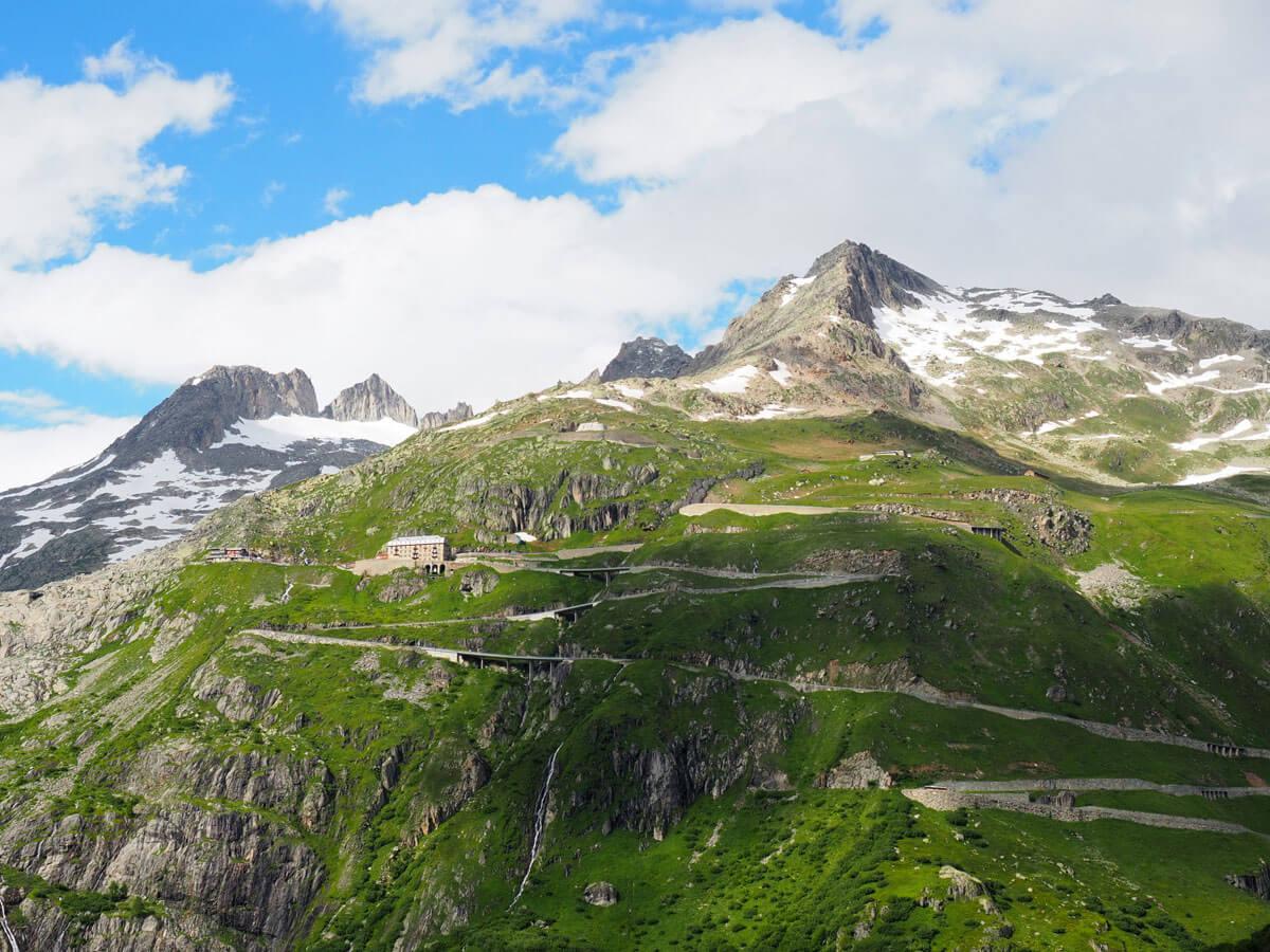 """Ausflugsziel Furkapass Schweiz """""""