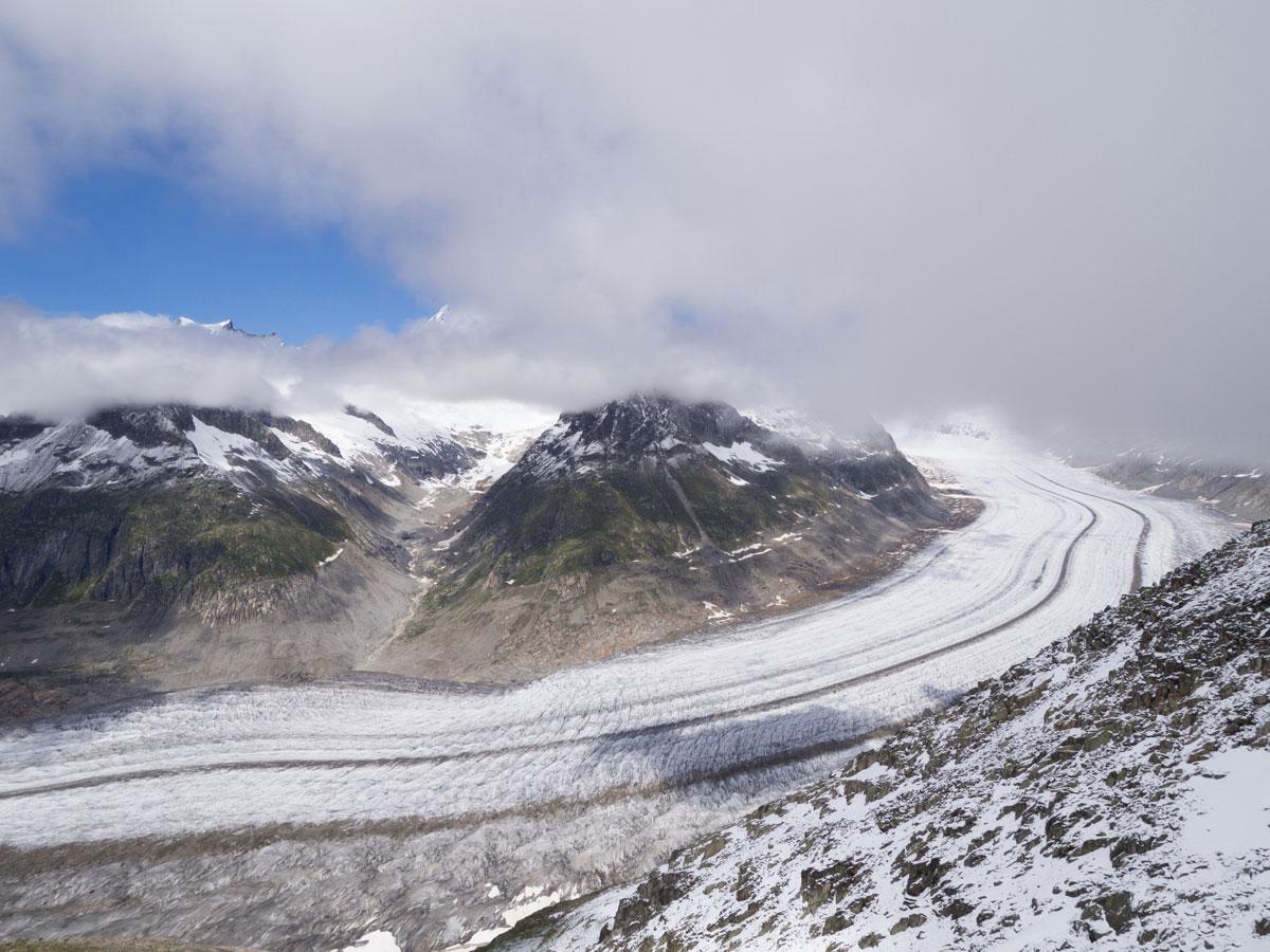 Eggishorn Aletschgletscher