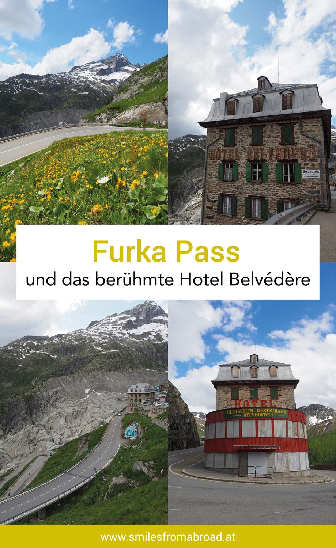 Furka Pass Sehenswuerdigkeiten