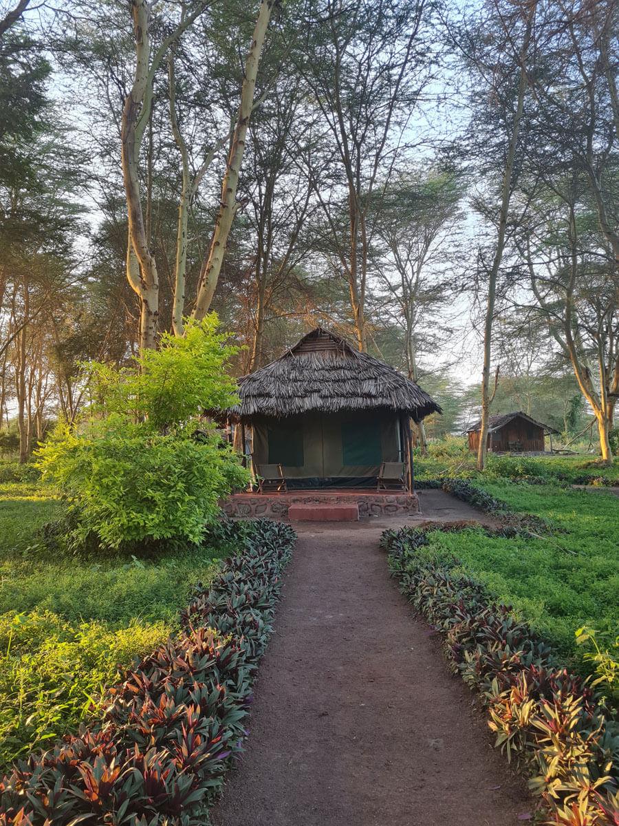 Camping Premium Tansania